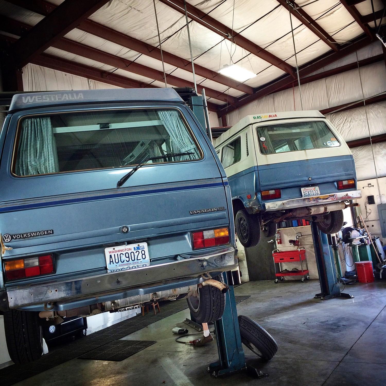 About Northwest European Vanworks